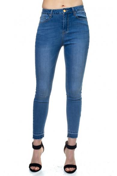 Jean skinny taille haute...