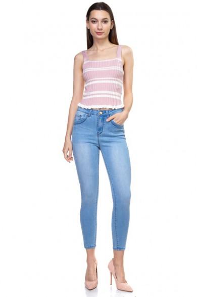Jean Selena taille haute...
