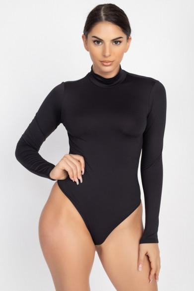 Bodysuit manche longue