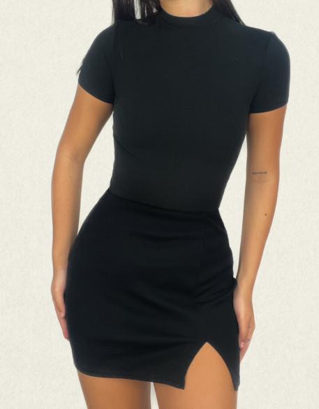 Bodysuit manche courte