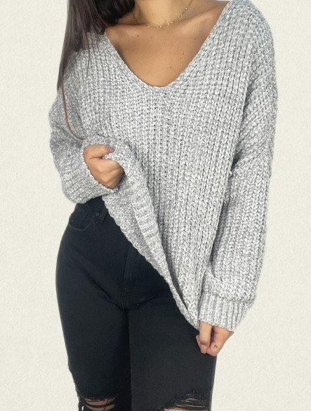 Pull moelleux