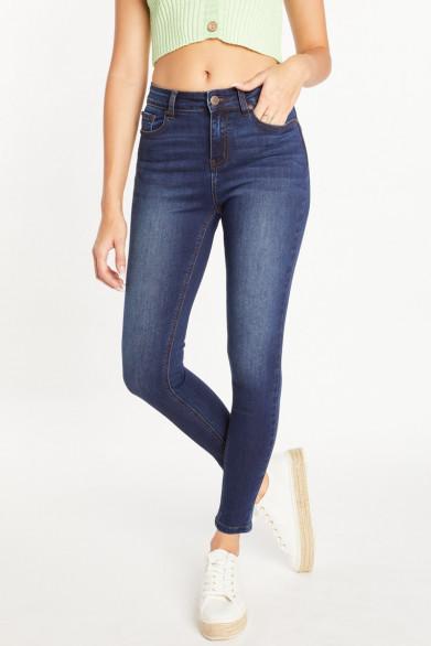 Jean classic taille haute